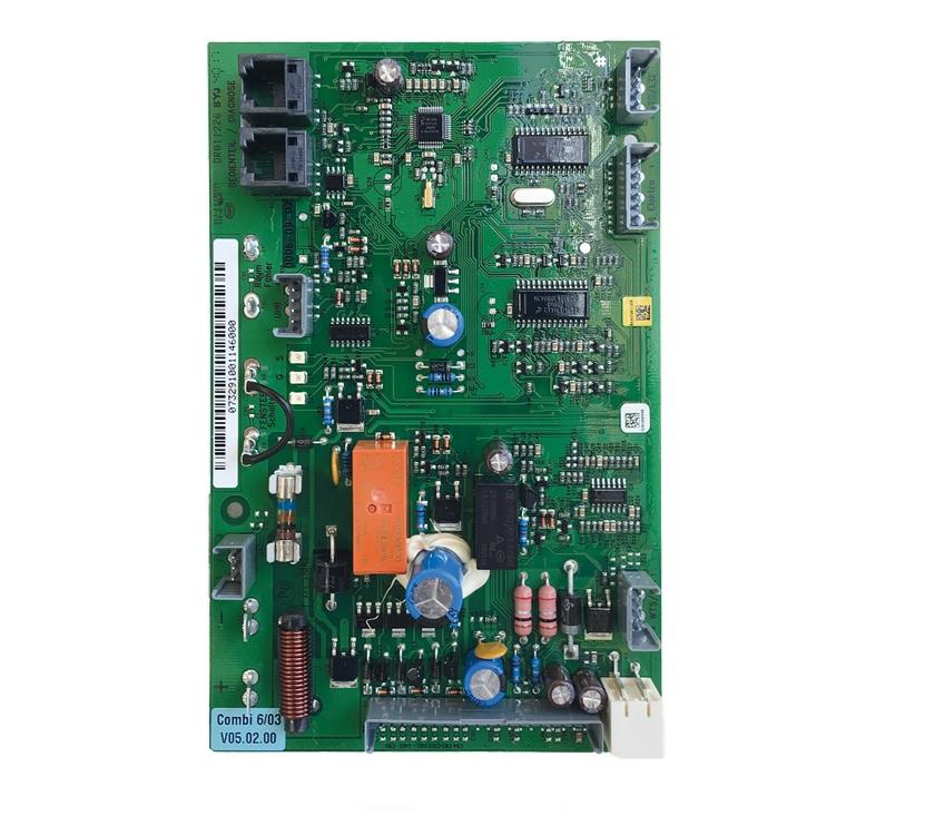 An image of Truma Combi 6 Boiler PCB