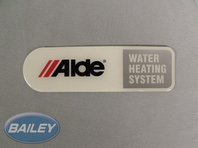 An image of Alde Resin Badge 48mmx164mm