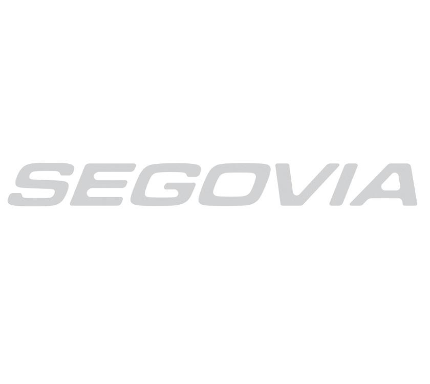 An image of Unicorn IV Segovia Light Grey Name Decal