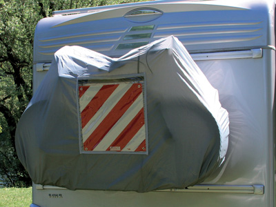 An image of Fiamma Cycle Cover S 2-3 Bikes