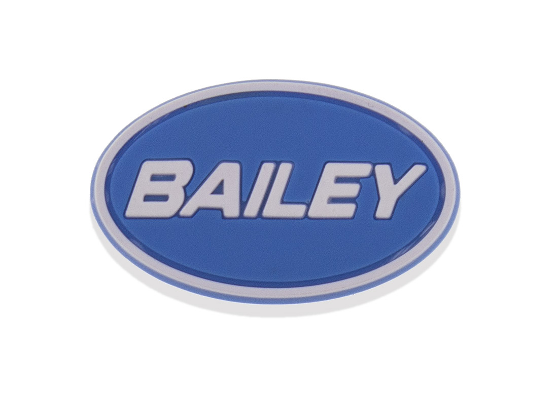 An image of Bailey Rubber Fridge Magnet