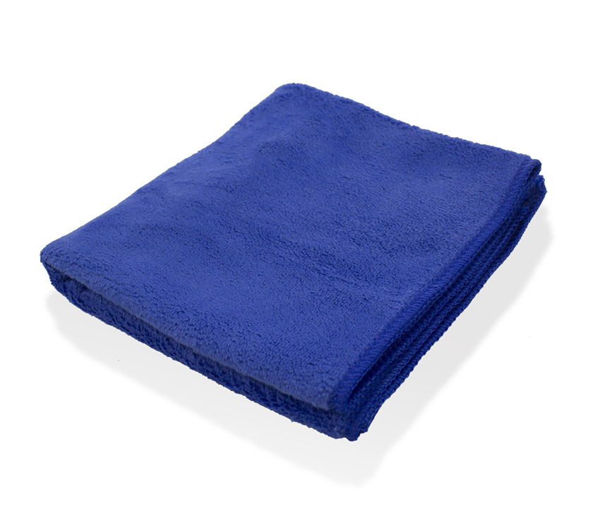An image of PRIMA Blue Microfibre Cloth