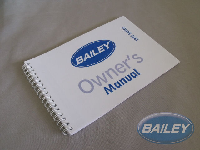 An image of 1995 Bailey Handbook