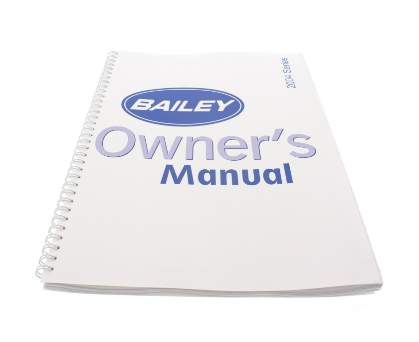 An image of 2004 Bailey Handbook