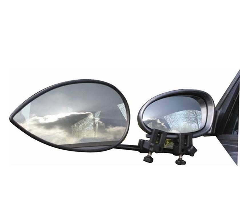 An image of Milenco Aero 3 Towing Mirrors Convex - Twinpack