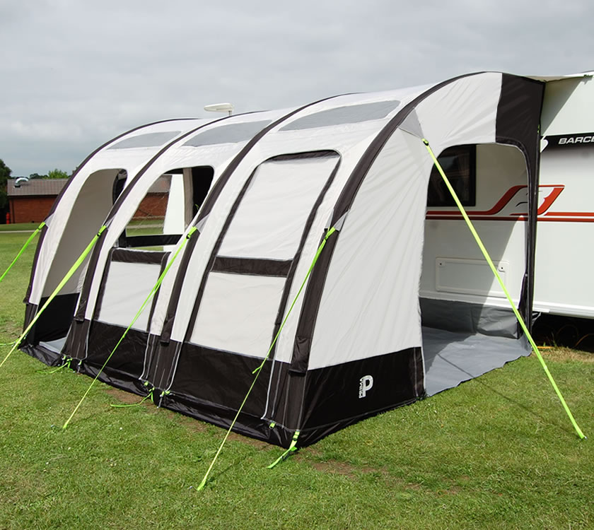 An image of Deluxe Infinity Air Awning - Factory Second