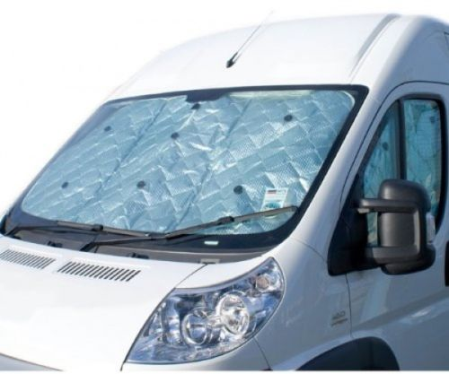 An image of Milenco Internal Thermal Blind for Motorhomes
